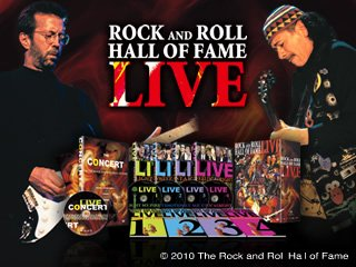 ロックの殿堂「ROCK AND ROLL HALL OF FAME」DVD ...