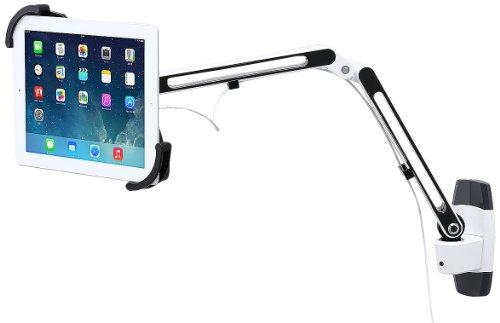 サンワサプライ 7-11インチ対応iPad・タブレット用アーム(壁面用) CR-LATAB11