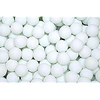 Doitsa 卓球 ボール トレーニングボール 公式球 ピンポン球 練習 試合 40mm 50個入り
