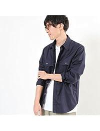コーエン(メンズ)(coen) ビエラキャンプカラーシャツ