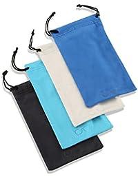 巾着袋 ポーチ袋 18cm ×10cm(4枚セット)