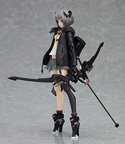 figma 重兵装型女子高生 陸 ノンスケール ABS&PVC製 塗装済み可動フィギュア