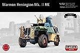 アタックホビー 1/72 イギリス軍 マーモン・ヘリントン装甲車 Mk.2 ME プラモデル AHK72926