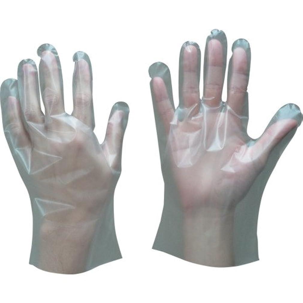 廃止アストロラーベ取得する株 東和コーポレーション トワロン ポリエチレン手袋内エンボス 100枚入 S 409-S