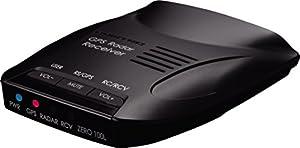 コムテック レーダー探知機 ZERO 100L 無料データ更新 移動式オービス/小型オービス/ゾーン30対応 OBD2接続 GPS 薄型