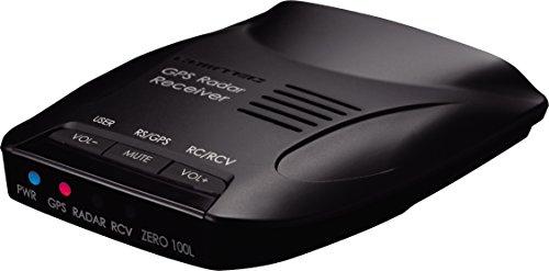 コムテック レーダー探知機 ZERO 100L 無料データ更新 移動式オービス/小型オービス/ゾーン...