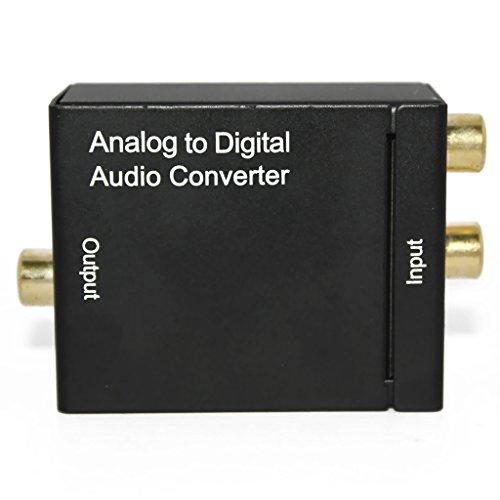 WestPort オーディオ変換機(アナログ→デジタル変換) Anlog to Digtal audio converter ADC-AY19