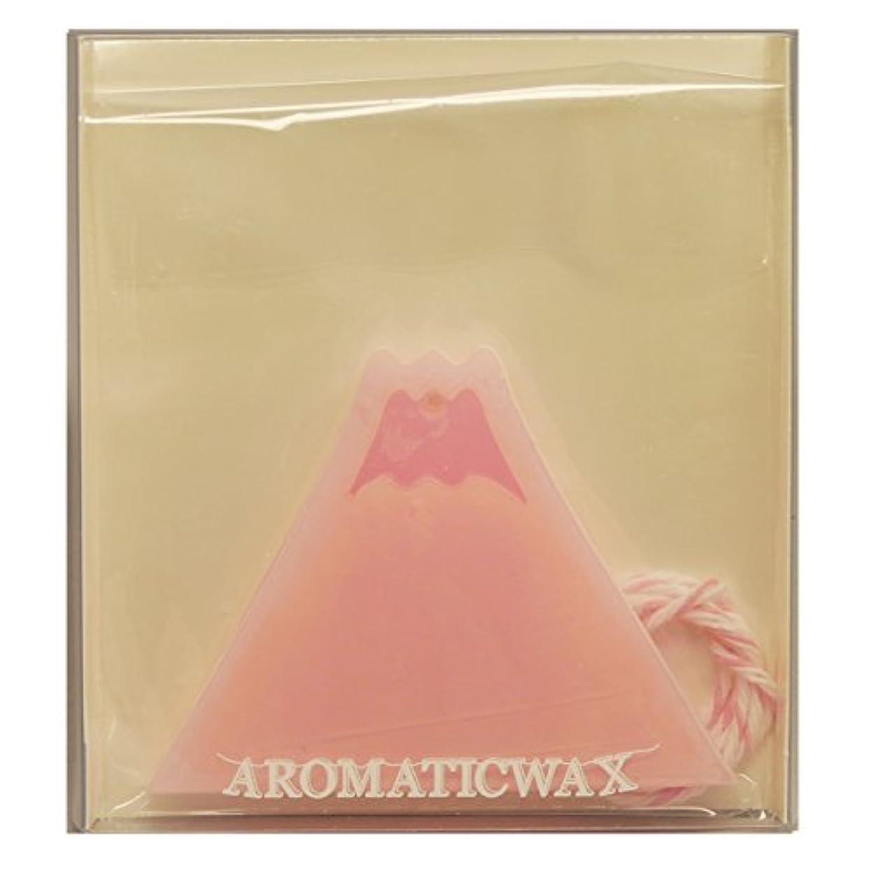 嫌な以内にダメージGRASSE TOKYO AROMATICWAXチャーム「富士山」(PI) ゼラニウム アロマティックワックス グラーストウキョウ