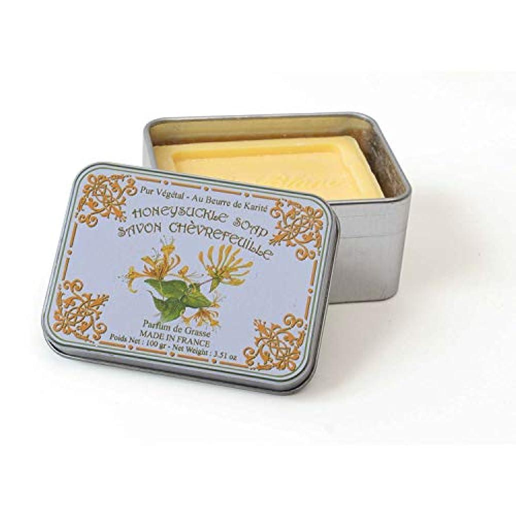 量プレフィックス接触Le Blanc ルブランソープ スイカズラの香り