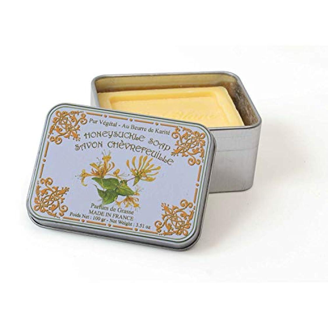 許容高揚した国民投票Le Blanc ルブランソープ スイカズラの香り
