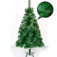 クラシック人工現実的な自然支店パインクリスマスツリーグリーン lxhff (Size : 180cm)