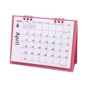 オーブ 2018年 カレンダー 4月始まり 卓...の関連商品1
