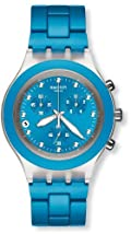 Irony Diaphane Chrono Full-Blooded Cyan SVCK4053AG