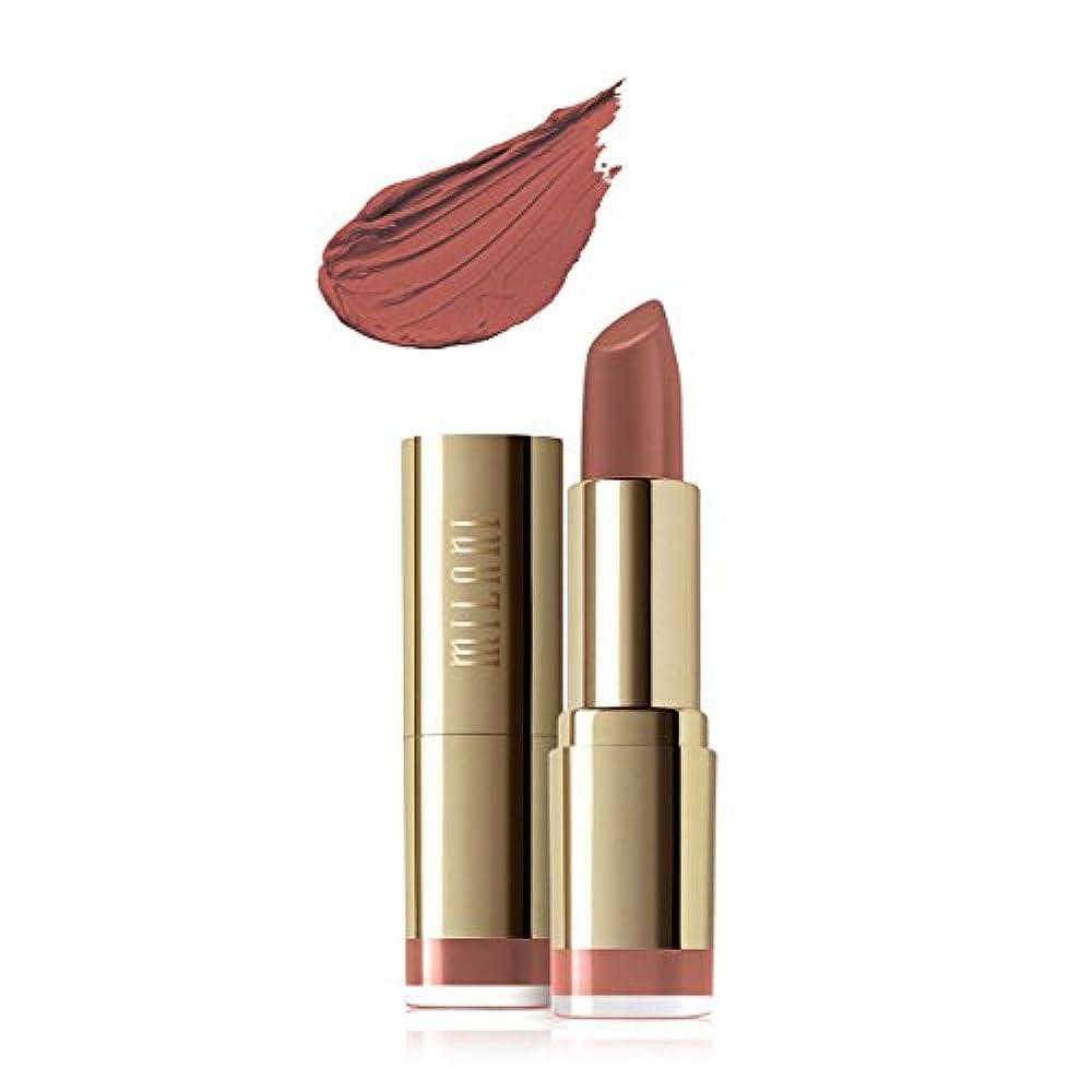 人真向こう糞MILANI Color Statement Moisture Matte Lipstick - Matte Beauty (並行輸入品)