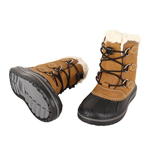 (クロックス)CROCS Allcast 2 Boot Kids オールキャスト 2 ブーツ キッズ ジュニア 203671 19cm WHEAT crs16-026-WHEAT-19