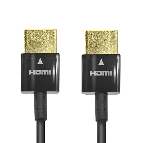 エレコム HDMIケーブル ハイスピード スーパースリム 0....