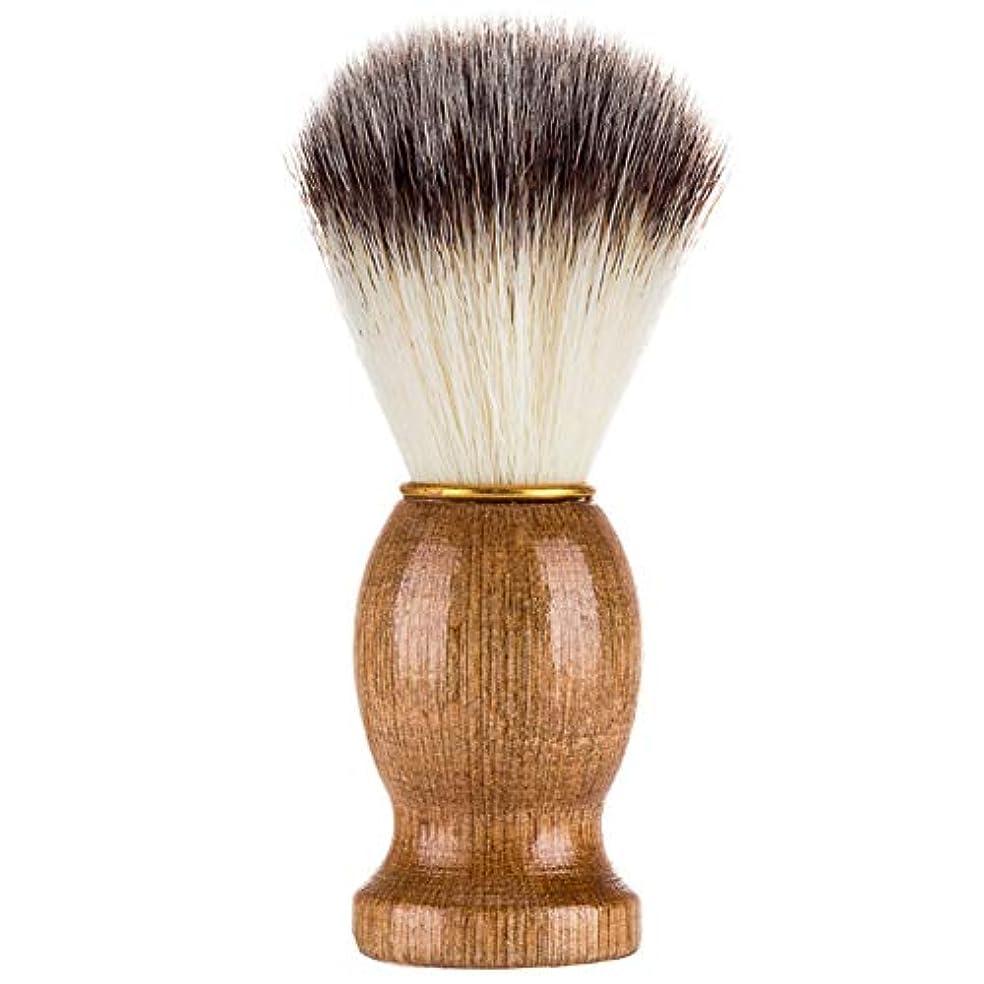 相対的等出会いLLLZM シェービングブラシ メンズ 理髪 サロン 男性用 顔 あごひげ クリーニング シェービングフォーム カミソリブラシ ビーガンフレンドリー 合成毛 従来のグルーミングブラシ ウェットシェービングブラシ