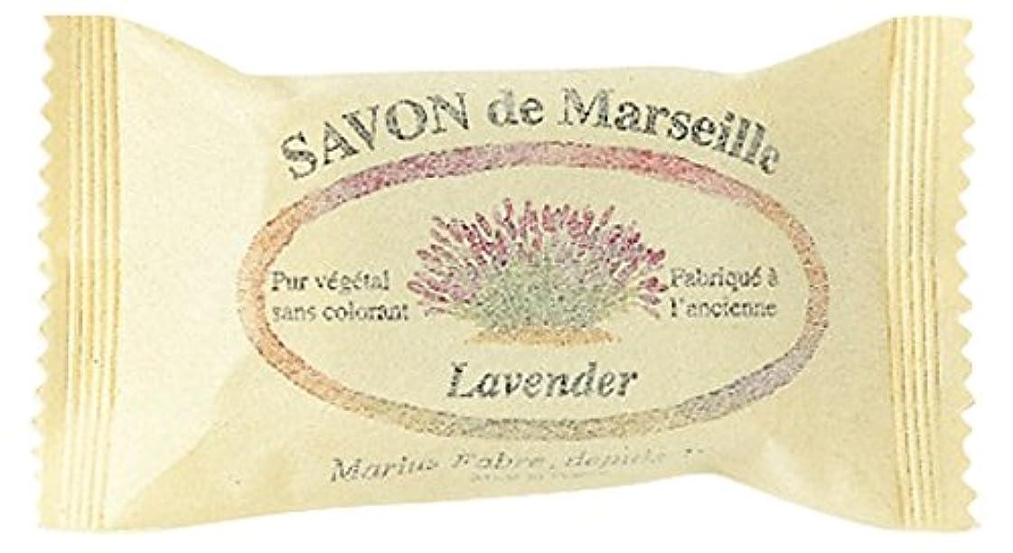 代替案よく話される原点SAVON de Marseille サボンドマルセイユ ラベンダー20g (25個セット)