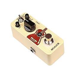 【国内正規品】 Mooer ムーアー Micro Series アコースティック用リバーブペダル WoodVerb