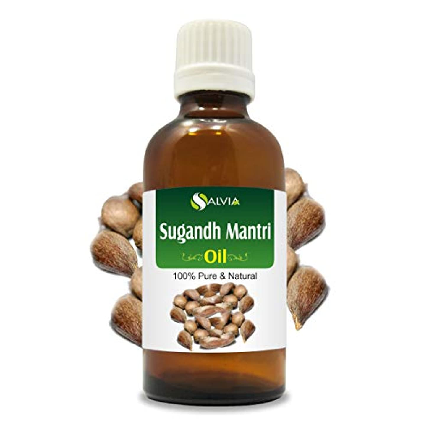 表面安息売るSugandh Mantri Oil (Homalomena aromatica) 100% Natural Pure Undiluted Uncut Essential Oil 50ml
