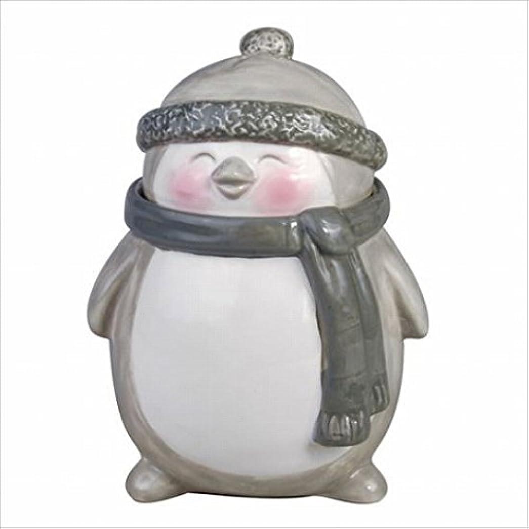 請負業者ではごきげんよう画面WoodWick Wood Wick ジョリーフレンドポット 「 ペンギン 」