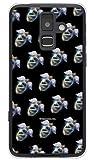 [ビジネススマートフォン F-04F/docomo専用] スマートフォンケース 神撃のバハムートシリーズ アイコンデザイン アイテムモチーフ 「キュアウォーター」 (クリア) DFJF4F-PCNT-211-S395