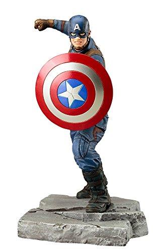 ARTFX+ 『シビル・ウォー/キャプテン・アメリカ』 キャプテン・アメリカ シビル・ウォー 1/10 簡易組立キット