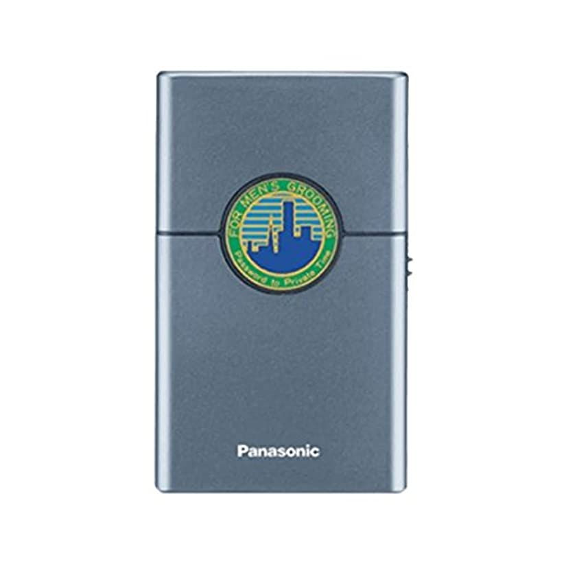 頼る知覚的サーキュレーションパナソニック PANASONIC ES518-AP77 [カードシェーバー AITE(アイト) ツーリストモデル]