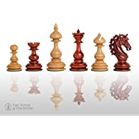 The Pienza Luxury Chess Set - Pieces Only - 4.4