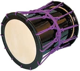 かつぎ桶胴太鼓1.5尺(紫紐)