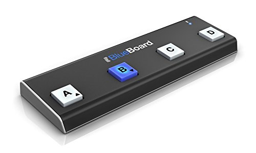 IK Multimedia ○Bluetooth MIDIペダルボード iRig BlueBoard 国内