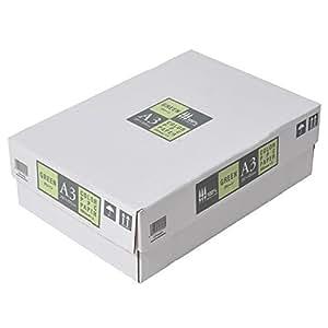 カラーコピー用紙 A3 500枚×3冊/箱 グリーン