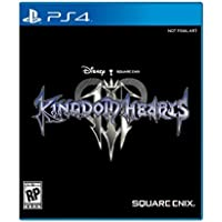 Kingdom Hearts III - PlayStation 4 - From USA. Square Enix