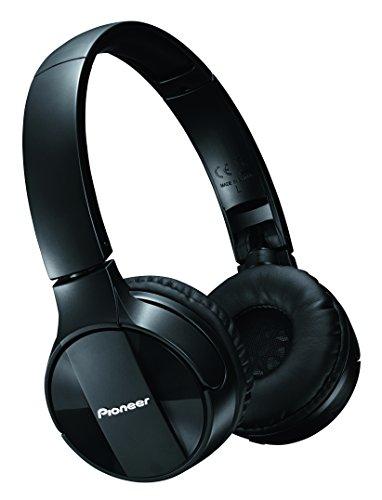 パイオニア Bluetoothヘッドホン ブラック SE-MJ553BT-K 1個