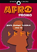 Afro Promo: Black Cinema Trailers 1946-76 [DVD] [Import]