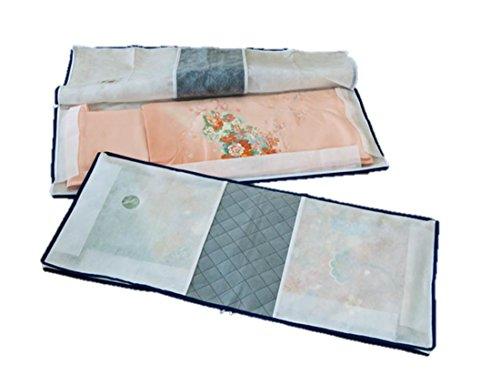 アストロ 着物収納ケース 2枚組 活性炭入り 不織布製 活性...