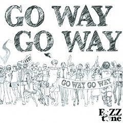 FoZZtone「GO WAY GO WAY」のジャケット画像