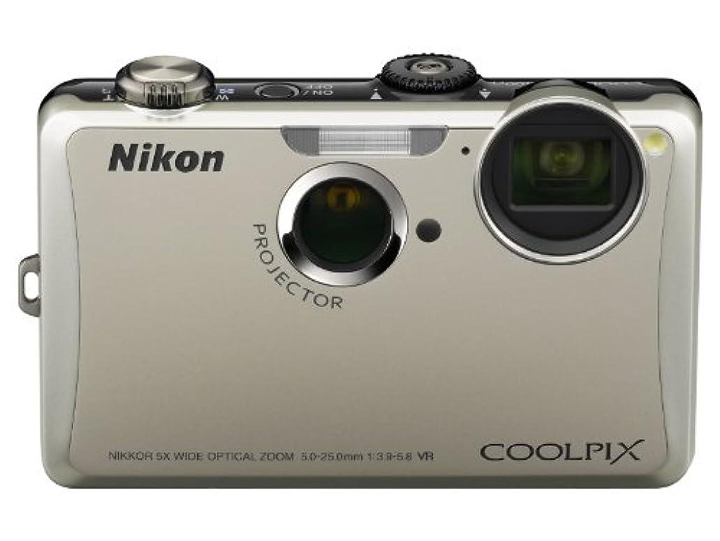 ベギンチャールズキージング仕方Nikon デジタルカメラ COOLPIX (クールピクス) S1100pj シルバー S1100PJSL 1410万画素 光学5倍ズーム 広角28mm 3型タッチパネル液晶プロジェクター