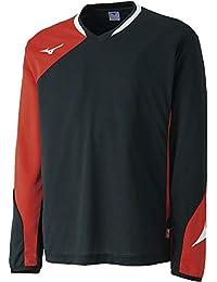 [ミズノ] テニスウェア ブレスサーモ ライトシャツ 62JC8506