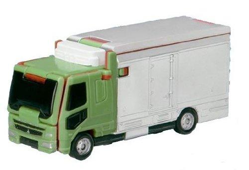 VooV(ブーブ) VS24 三菱ふそうファイター 冷蔵冷凍車〜化学消防車