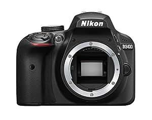 Nikon デジタル一眼レフカメラ D3400 ボディー ブラック D3400BK