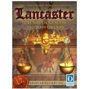 Lancaster ランカスター The New Laws Board Game ゲーム [並行輸入品]