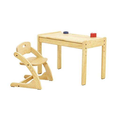 大和屋 ブォーノ アミーチェ デスク&チェア 机に向かって座る習慣を養います