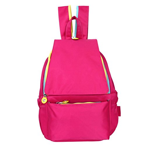 gbsellファッションレディースガールズBasice防水バックパックサッチェルShouldbag