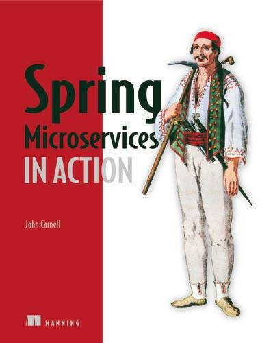 Download Spring Microservices in Action 1617293989