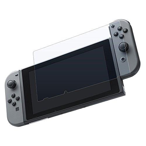 ニンテンドー スイッチ ガラス フィルム 液晶保護 Nintendo Switch 専用 PROTAGE