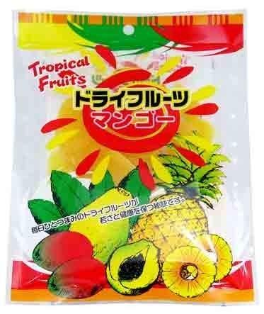 ドライフルーツ マンゴー 80g 豊物産 食物繊維やミネラル豊富なドライフルーツ 甘い香りと濃厚な甘みのマンゴースライス ヨーグルトやシリアルに (9袋)