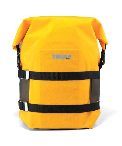 THULE PACK N PEDAL(スーリー パックンペダル) バッグ アドベンチャー ツーリング パニア 1P イエロー