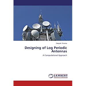 Designing of Log Periodic Antennas