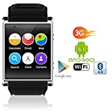 Best inDigi Smartwatches - 1.54-inch AMOLED Android 5.1 SmartWatch Review